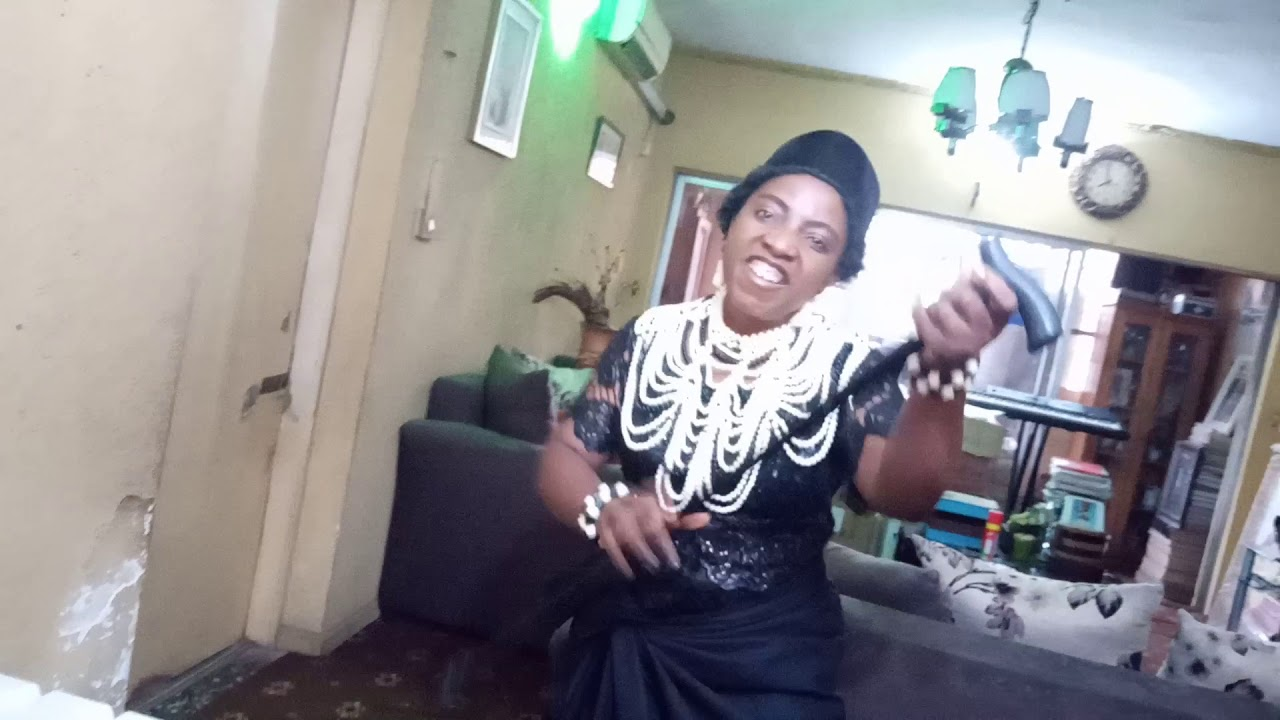 Download ESSELYTE Personal Video Of Her Newly Released Song IF NO BE GOD,