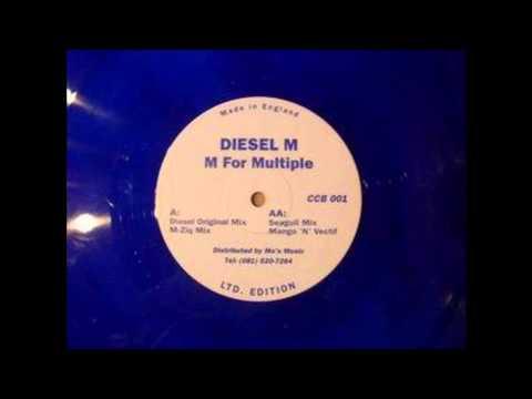 Diesel M - M For Multiple (Diesel Original Mix) (Hardcore 1993)
