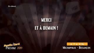 Montbéliard Prestige 2018 en direct