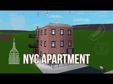 [BLOXBURG] NYC Apartment (Speedbuild)