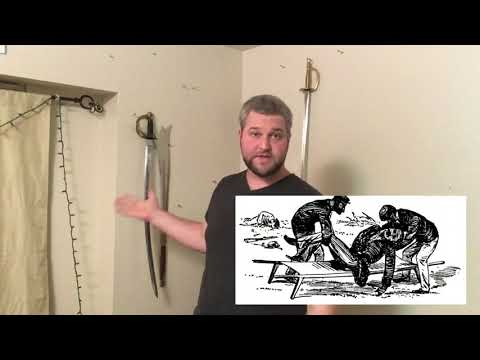 The Role of Hand to Hand Combat in the Civil War