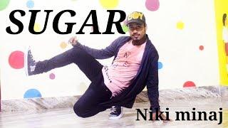 Niki Minaj- Sugar remix /viral/ urban dance choreography
