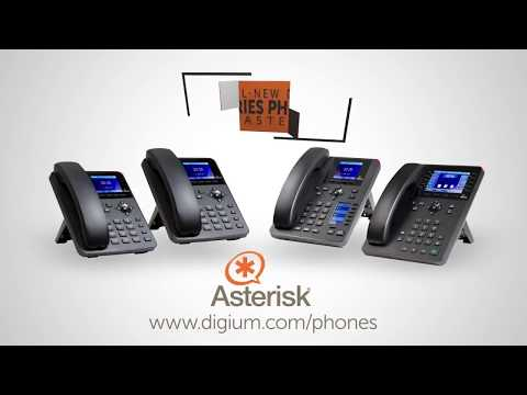 Digium A Series IP Phones for Asterisk  | Cohesive Technologies