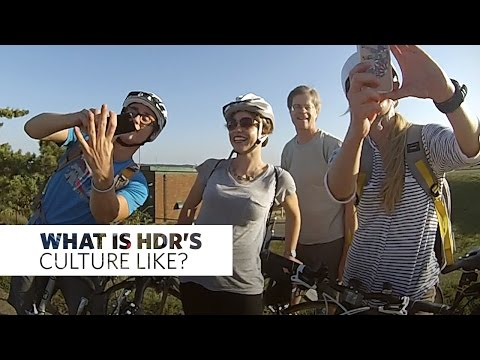 Internship Insights #12 - What is HDR's Culture Like?