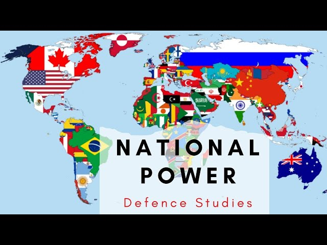 National Power | War & International Relation | Defence & Strategic Studies | Defence Taiyari