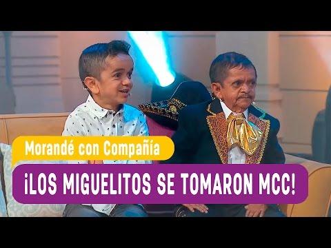 Los miguelitos de tomaron MCC! - Morand con Compaa 2017