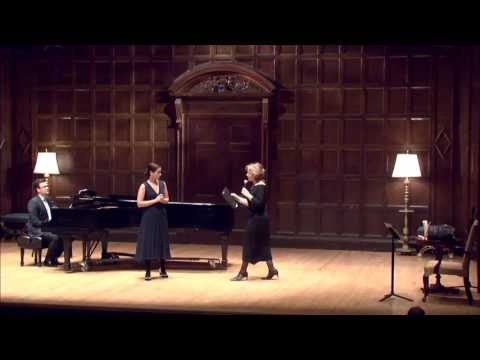 Renée Fleming Spring 2017 Masterclass Eastman School of Music