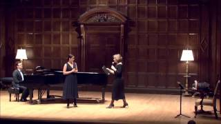 Renée Fleming Spring 2017 Masterclass Eastman School of