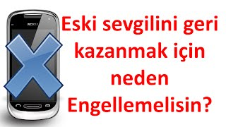 ESKİ SEVGİLİNİ NEDEN ENGELLEMELİSİN? - www.ask-acısı-kocu.com