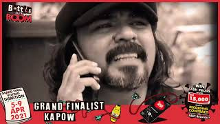 Battle of the Boom FINALIST | KAPOW!