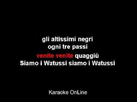 Vianello Edoardo I Watussi