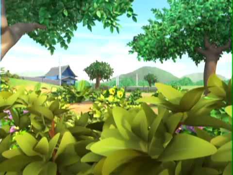 Upin Dan Ipin Season 7)   Nenek Si Bongkok Tiga (HD 1080p)
