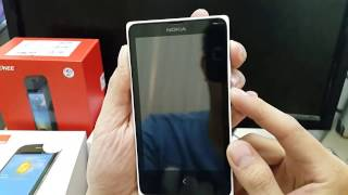 BacBa - Hard reset Nokia X