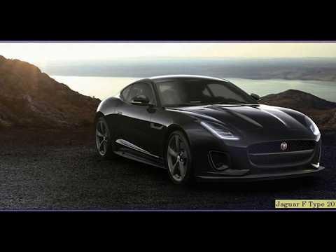 New Jaguar F Type 2018 Review - Powerful, agile and utterly distinctive. A true Jaguar sports car.