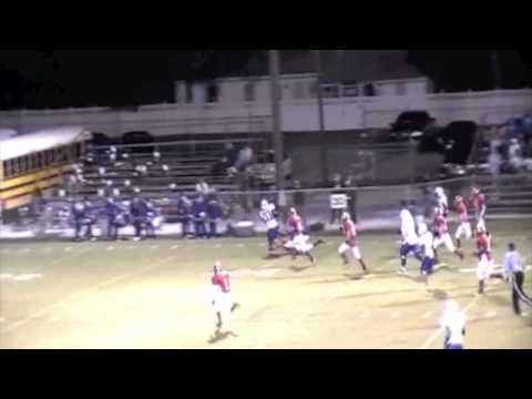 Winterboro High School Football - Season Highlights 2011