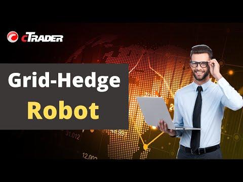 cTrader Grid-Hedge Trading System v2.0