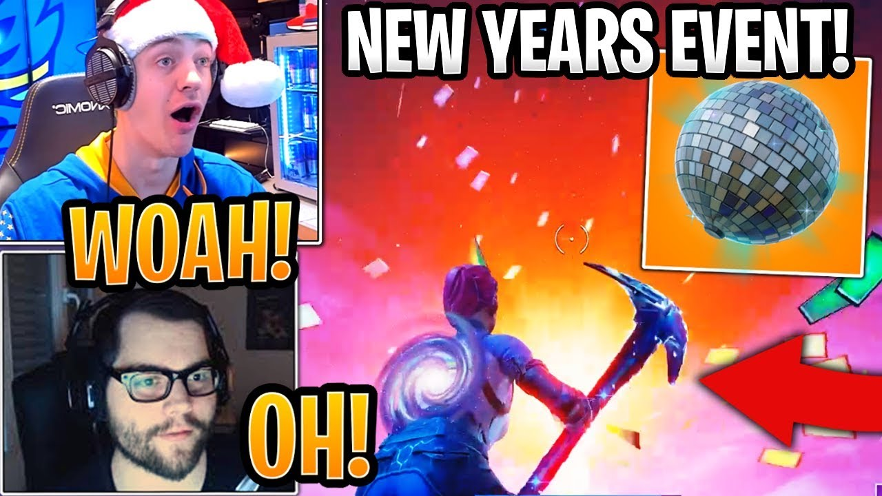 streamers-react-to-the-new-live-event-2019-new-years-event-fortnite-best-and-funny-moments