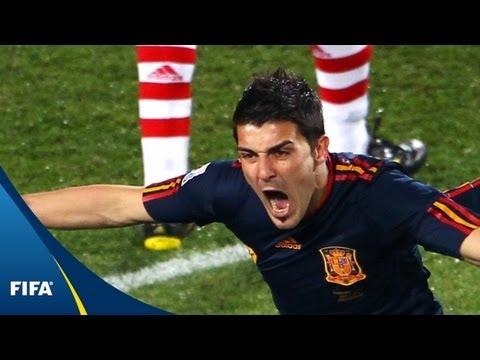 Joyous Spanish Burst Into Last Four