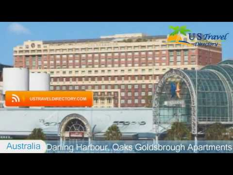 Oaks Goldsbrough Apartments Darling Harbour - Sydney Hotels,  Australia