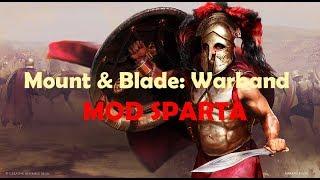 ⚔️Mount u0026 Blade: Warband MOD SPARTA - Peloponnesian War⚔️ Antique mod