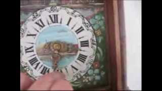 Kiga Friese Dutch Wall Clock For Sale On Ebay Uk