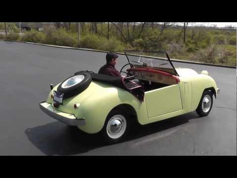 1951 Crosley Hotshot Super Roadster