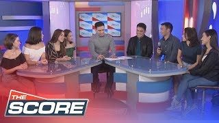 The Score: UAAP Season 81 courtside reporters share what they look forward to patrolling