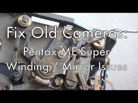 Fix Old Cameras: