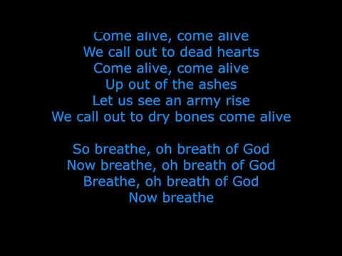 Lauren Daigle - Come Alive (Dry Bones) (karaoke)