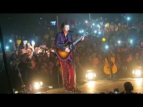 Harry Styles - If I Could Fly, Oslo Norway
