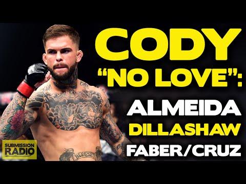 Cody Garbrandt Puts TJ Dillashaw on Blast!