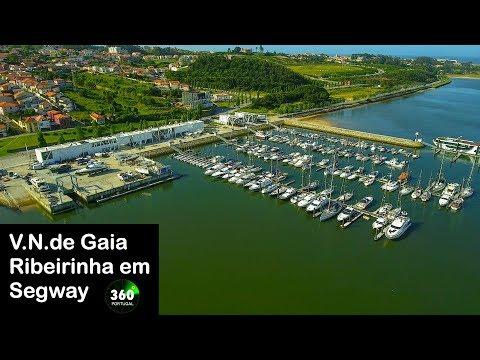 Vila Nova de Gaia Ribeirinha de Segway