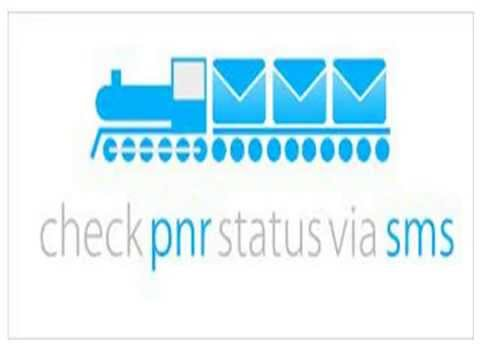 PNR Status by SMS on Mobile phone as free SMS without a GPRS connection