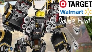 Toy Hunting #38 Walmart & Target (New Ninjago Movie 2018, DC Multiverse)