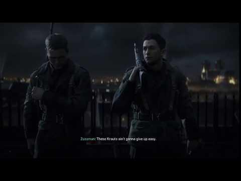Call of Duty World War 2 Mission 5: Liberation