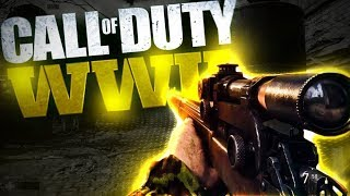 Call of Duty: WW2 MULTIPLAYER GAMEPLAY! - SNIPING + MORE! (COD WW2)