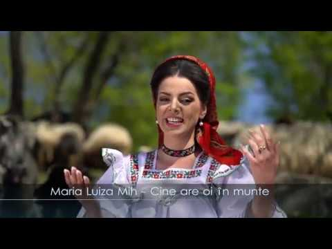 Maria Luiza Mih - Cine are oi in munte - nou 2018