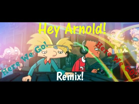 Hey Arnold x Meteor Man Mashup