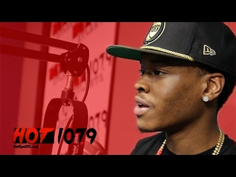Hurricane Chris Interview w| The Durtty Boyz on Hot 107.9