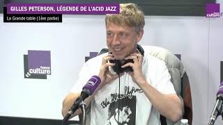 Gilles Peterson, légende de l'acid jazz