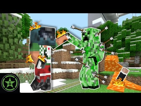 Let's Play Minecraft: Ep. 230 - Darwin Awards 3