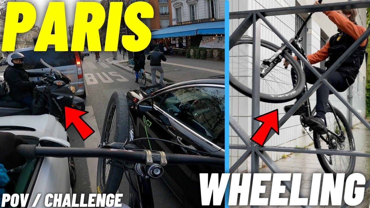 INCROYABLE RASSEMBLEMENT DANS PARIS !! 😈😱