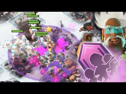 Grenadiers WON'T DIE!! Dr Kavan Restauration MADNESS! Boom Beach Gameplay