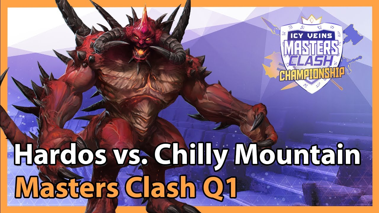 Chilly Mountain vs. Hardos - Heroes of the Storm Tournament