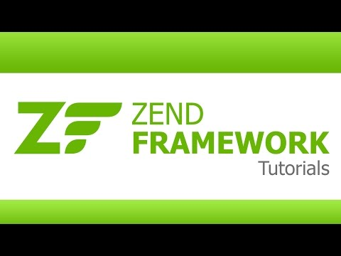 Zend Framework 2 - Installing in Windows - YouTube