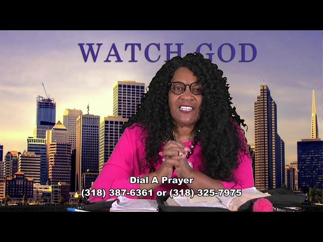 WATCH GOD 8 22