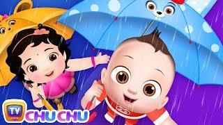 மழை பாடல் (Rain Song) - ChuChu TV Tamil Rhymes