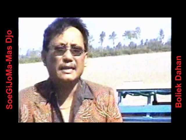 Boliek Dahan - Tombo Lorro Tresno (Pop Jawa Suriname) soegijoma