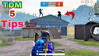 TDM Warehouse 5 New Tips & Tricks in PUBG Mobile || By infinity Gaming