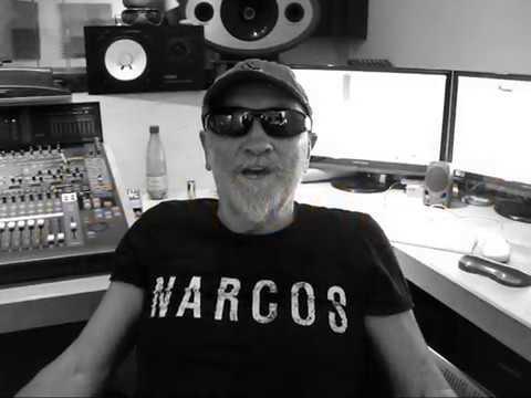 ZAL CLEMINSON'S /SIN''DOGS/  - Zal's Studio update / live footage (Edit2)